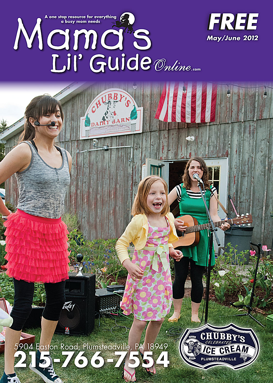 Mama's Lil' Guide May/June 2012 Issue
