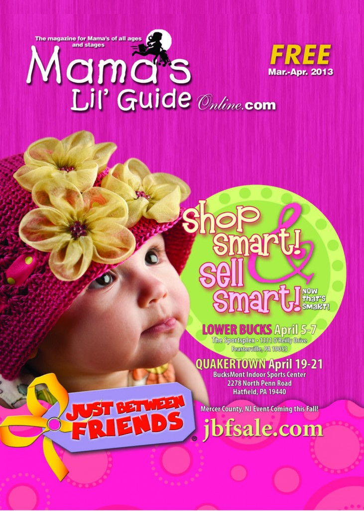 Mama's Lil' Guide March/April 2013 Issue