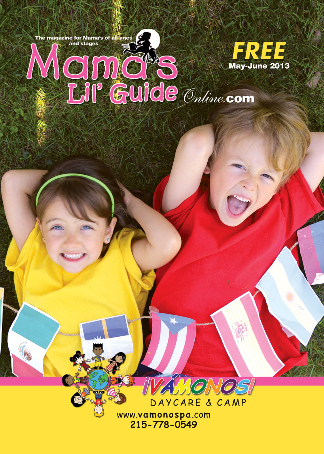 Mamas Lil' Guide May/June 2013 Issue