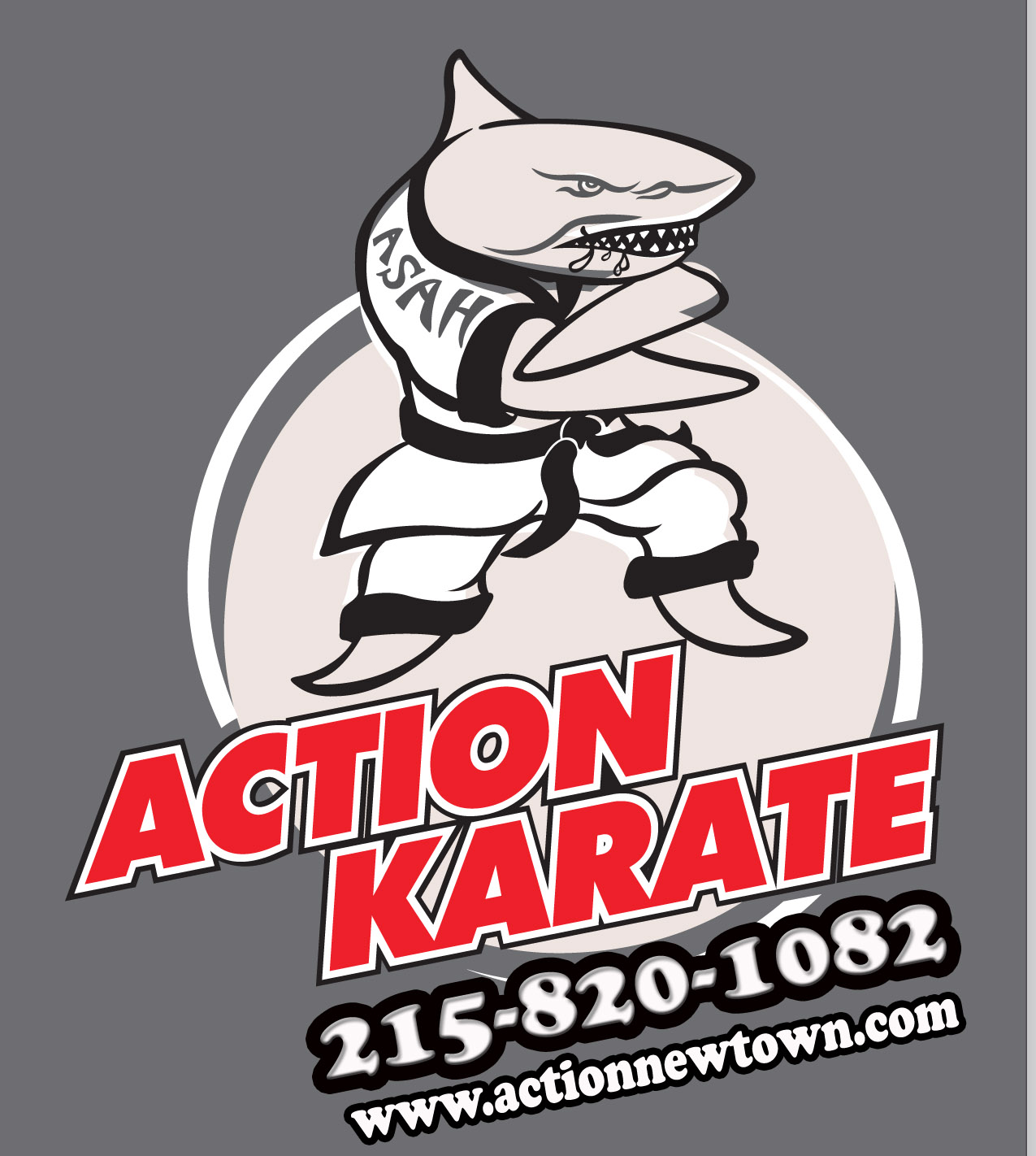 Action Karate.cdr